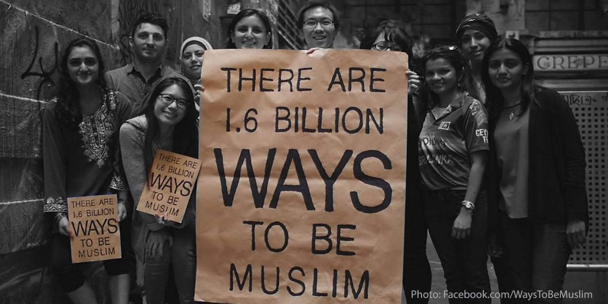 1.6 Billion Ways To Be Muslim