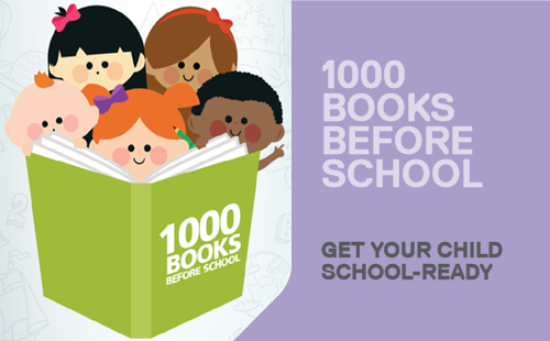 1000 Books Before School