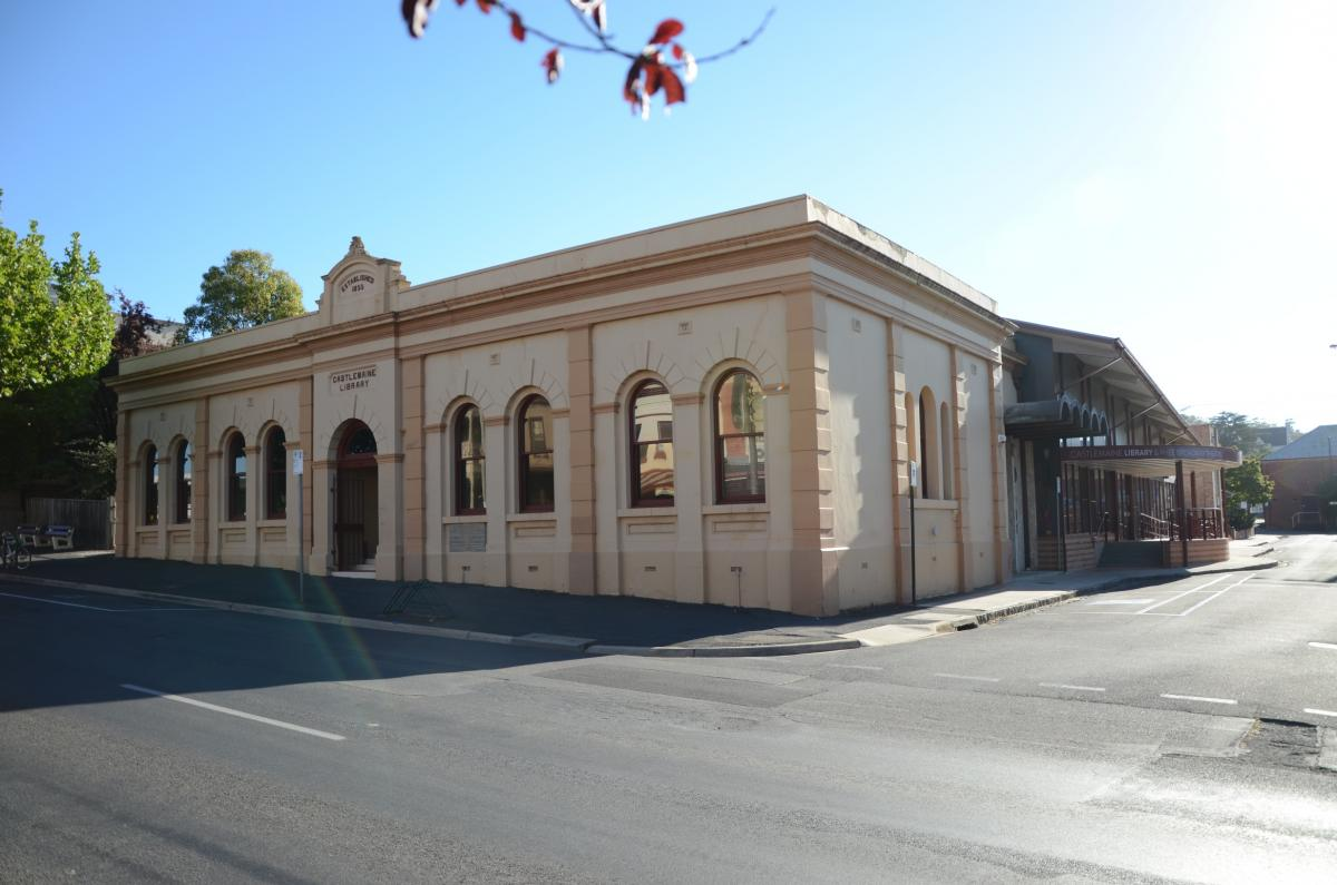 Castlemaine Library