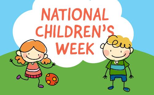 National Children's Week 2018