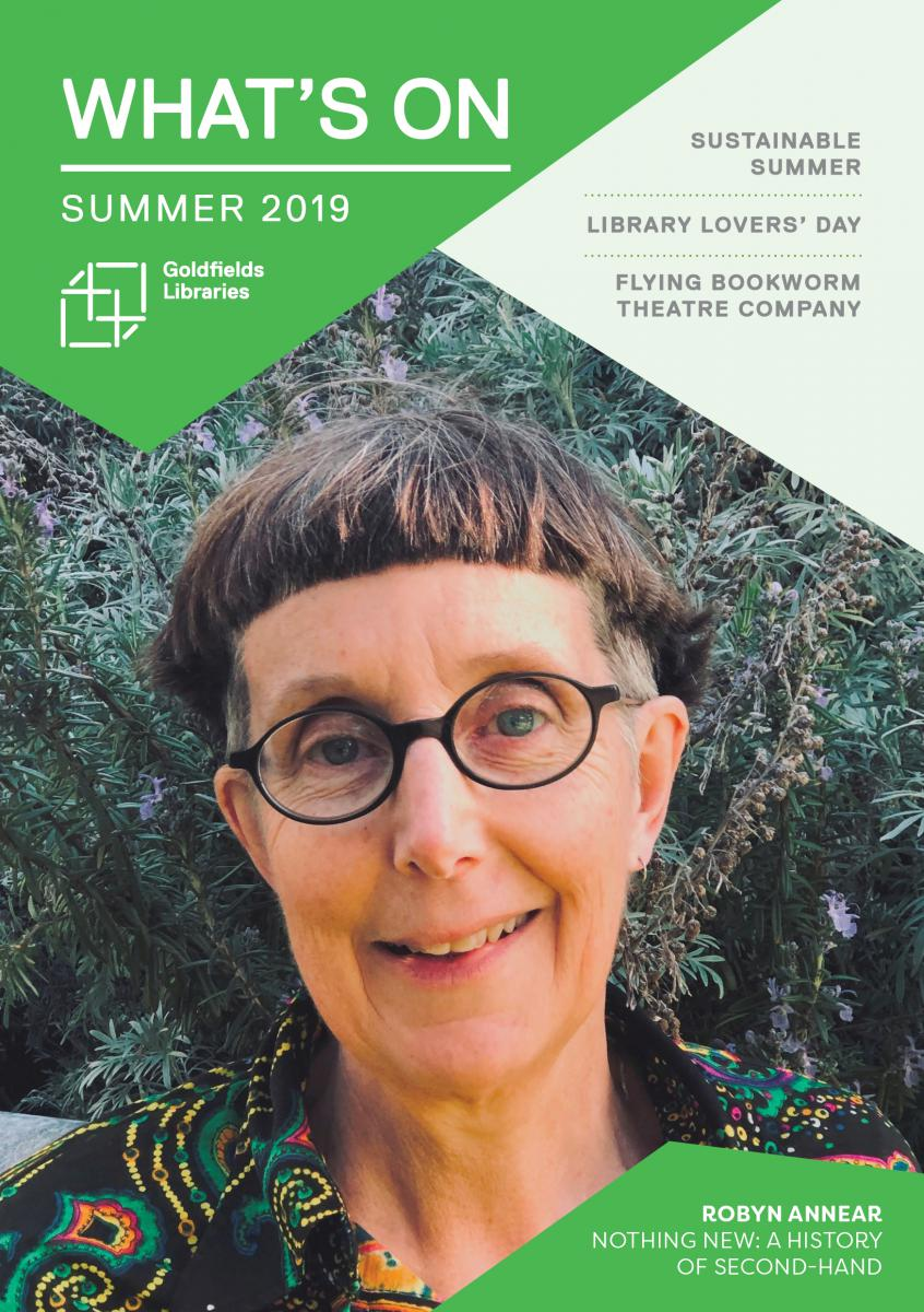Goldfields Libraries Summer What's On Program 2019