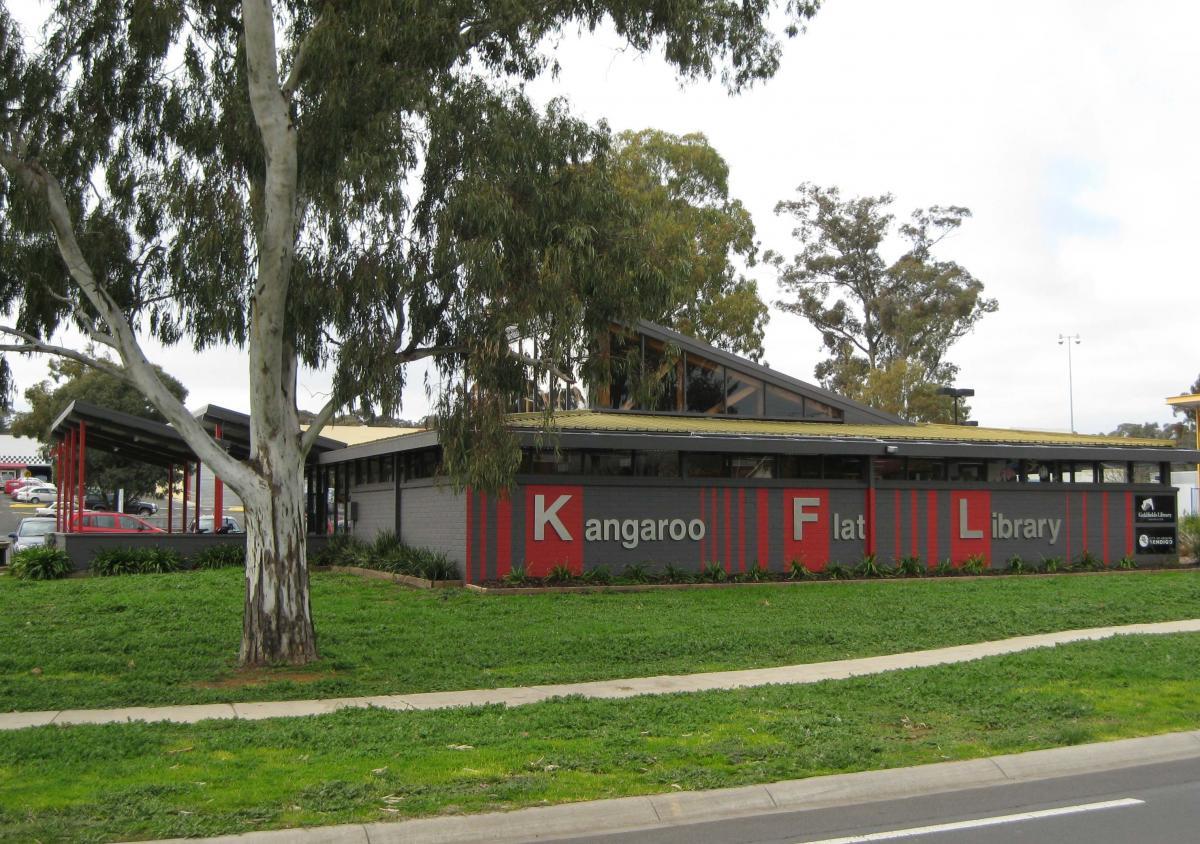 Kangaroo Flat Library